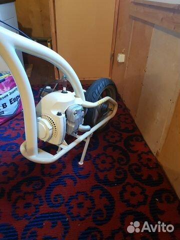 Прицеп с мотором к велосипеду  89584130922 купить 7
