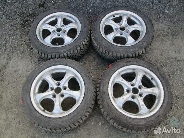 Колеса R16 5x108 комплект Вольво С40  89041755273 купить 1
