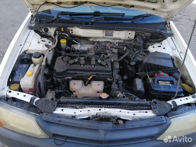 Nissan AD, 2001  89609512302 купить 6