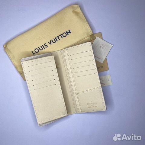 Кошелек Louis Vuitton Damier Azur  89995105666 купить 3
