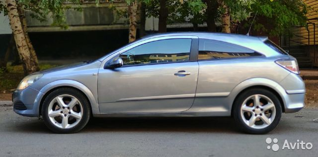 Opel Astra GTC, 2007  89625337853 купить 2