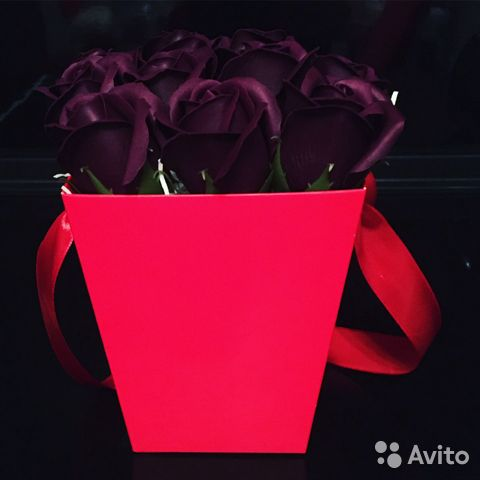 Мыльные розы  89614827004 купить 1