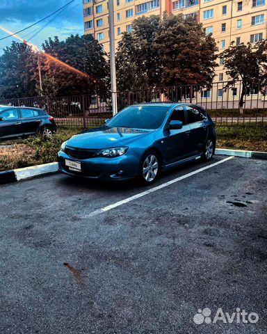 Subaru Impreza, 2007  89612641543 купить 1