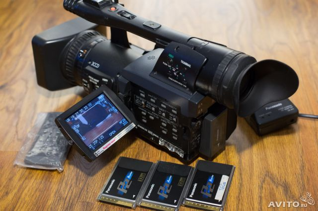 видео тест видеокамеры панасоник 174 сайт тот