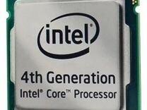 Intel Core i3 4150 Haswell Refresh+Куллер