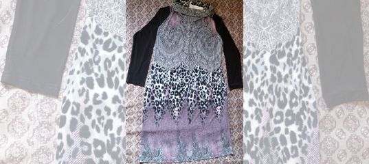 f3fa158df1026d6 Новое платье из вискозного трикотажа купить в Алтайском крае на Avito —  Объявления на сайте Авито