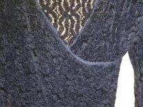 Блузка стреч кружево