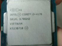 Inel core i3 4170 3,7GHz проц