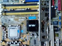Материнская плата сокет 775 Asus (G945M,DDR2)
