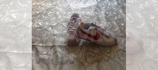 Кроссовки Nike Cortez купить в Челябинской области на Avito — Объявления на  сайте Авито fa7eb865866