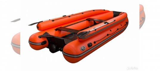 Лодка пвх SibRiver Allaska-Tonna 520 Lux