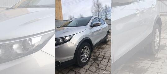 Nissan Qashqai, 2016 купить в Вологодской области | Автомобили | Авито