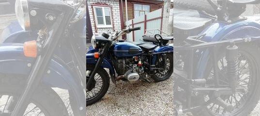 Мотоцикл Урал 1990 г с документами