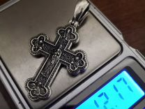 Серебряный крест
