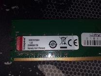 Kingston DDR 4 (4GB) 2400 мгц