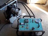Сварочный аппарат для пнд (пэ) труб 90-315
