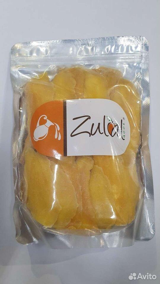 Манго вяленое Zulal Вьетнам 1 кг  89822196329 купить 1