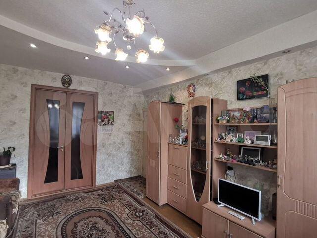 3-к квартира, 86 м², 1/2 эт.