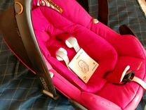 Автомобильное кресло maxi-cosi pebble plus