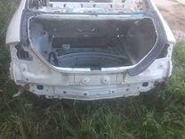 Задняя часть кузова мерседес CLS 219