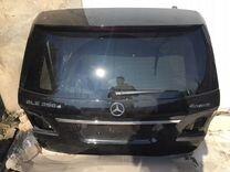Крышка багажника мерседес ml gle W166 A1667405000