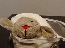 Новая подушка шейная Овечка