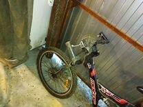 Горный велосипед под восстановление