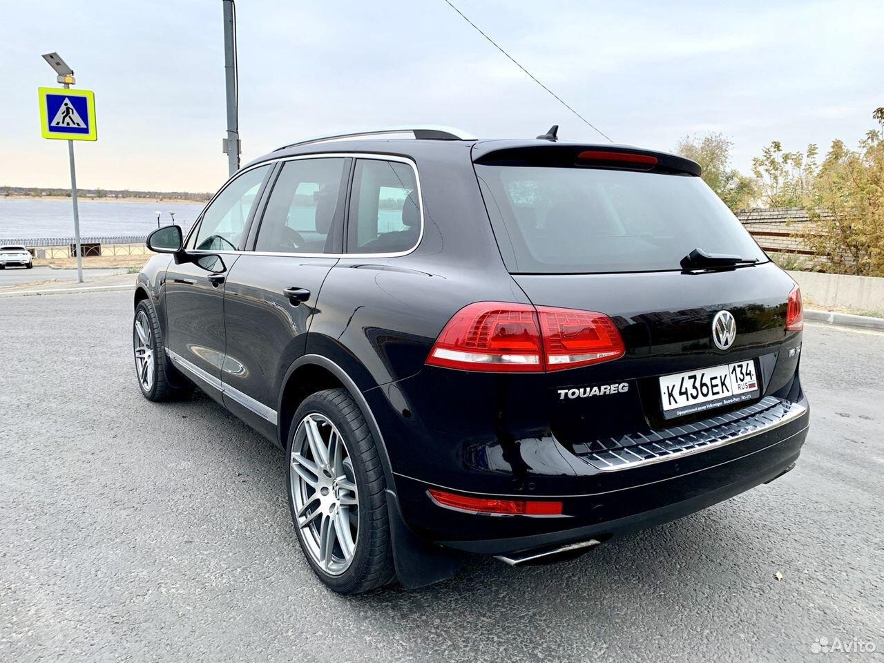 Volkswagen Touareg, 2014  89610795153 купить 9