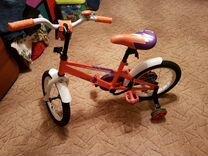 Детский велосипед Decathlon kids 16