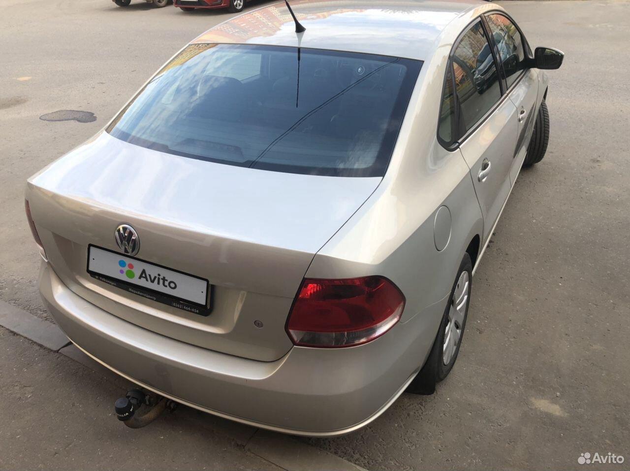 Volkswagen Polo, 2011  89600968045 купить 3