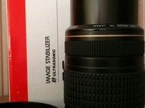 Телеобъектив Canon ef70-300mm f/4-5.6 is USM
