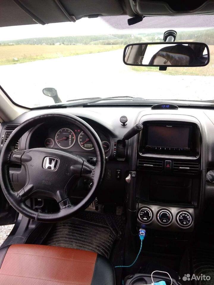 Honda CR-V, 2004  89014679147 купить 8