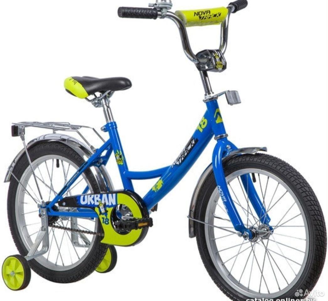 Велосипед urban 18  89124746028 купить 1