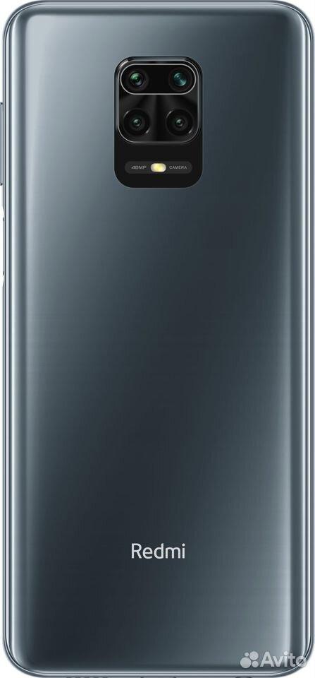 Xiaomi Redmi Note 9S 6/128 GB Серый  89922203335 купить 2