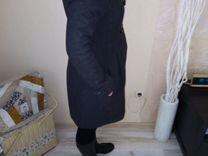 Пальто Befree демисезонное р.44-46 серое — Одежда, обувь, аксессуары в Краснодаре