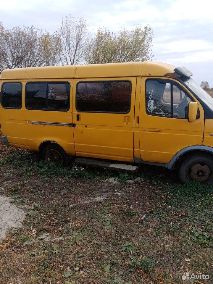 ГАЗ ГАЗель 3221, 2004  89606776522 купить 2