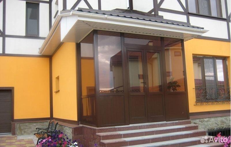 Ремонт входных групп, балконных плит, козырьков  89092920699 купить 3