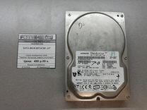 """Жесткий диск SATA 80Gb Hitachi 3,5"""" — Товары для компьютера в Краснодаре"""