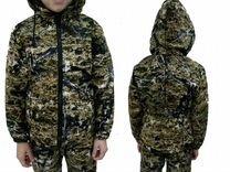 Детский костюм лесничок и рыбачок