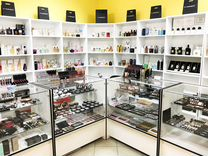 Магазин косметики и парфюмерии по франшизе