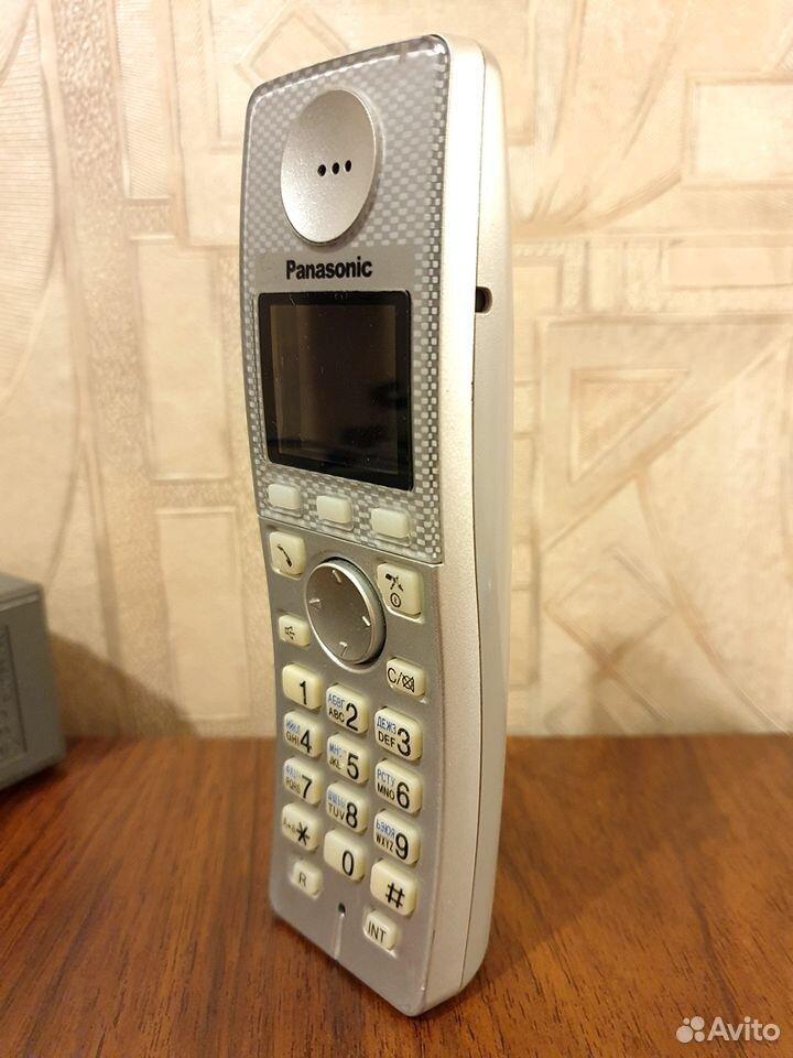 Беспроводной dect-телефон Panasonic KX-TG8125RU