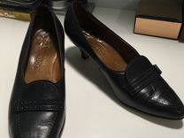 Туфли кожаные винтаж — Одежда, обувь, аксессуары в Санкт-Петербурге