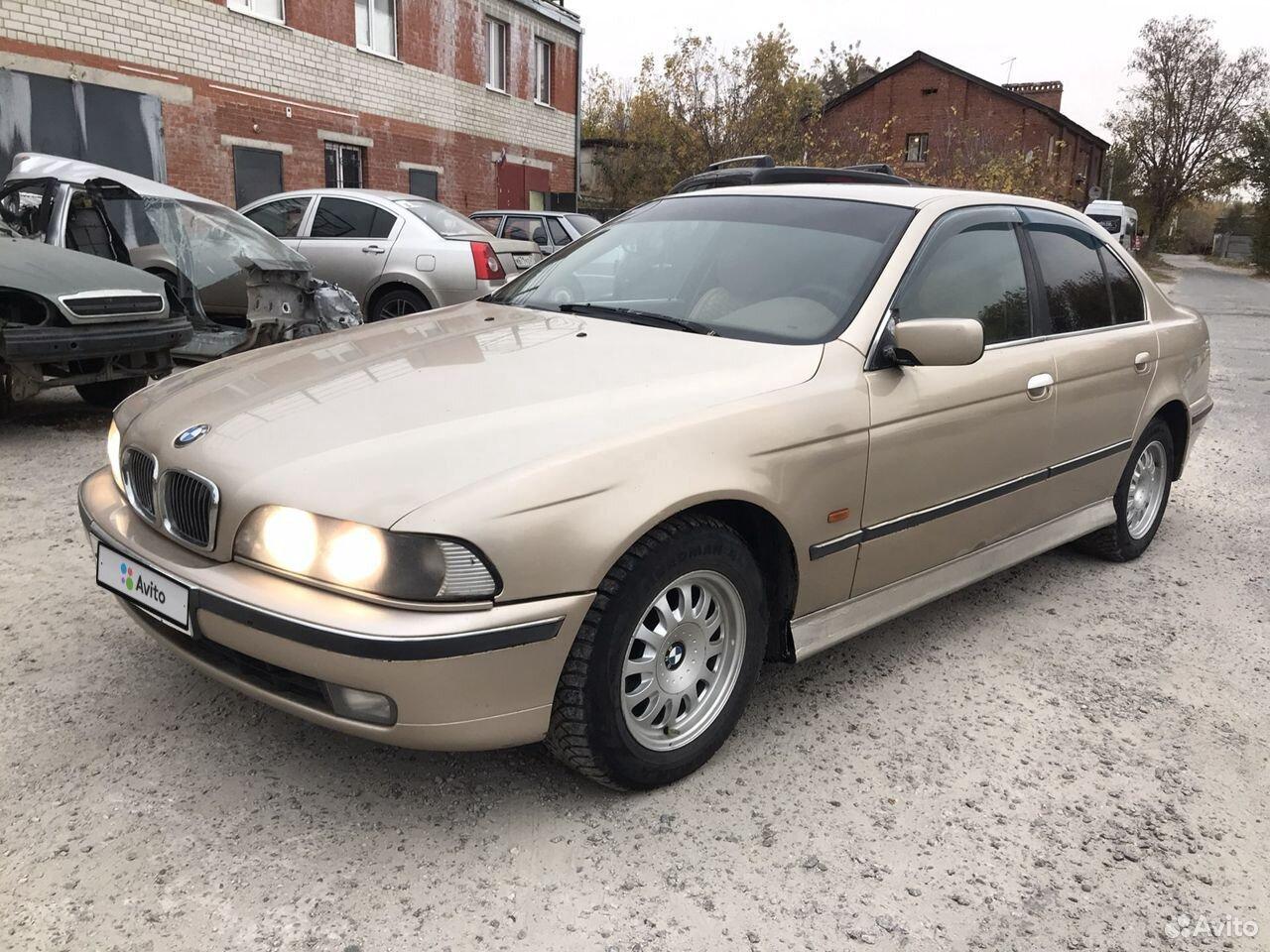 BMW 5 серия, 1998 89606328319 купить 1