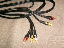 Продам кабель RCA jack или композитный