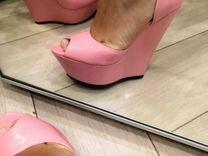 Туфли 36,37 новые
