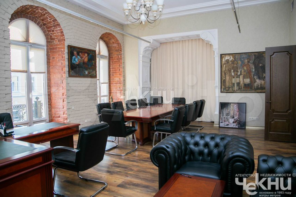 Сдам офисное помещение, 255.00 м²  89519184701 купить 1