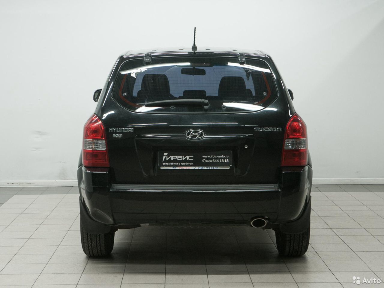 Hyundai Tucson, 2008  84959970942 купить 8