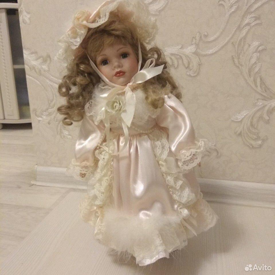 Кукла фарфоровая Remeco Collection  89128807271 купить 2