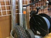 Опорное колесо с хомутом — Запчасти и аксессуары в Самаре