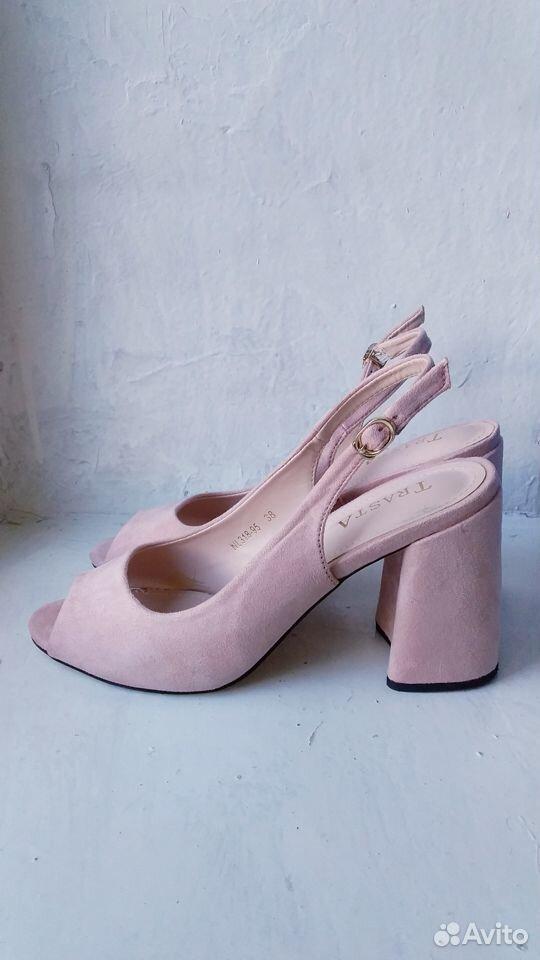 Босоножки trasta TRS-NL318-95/pink